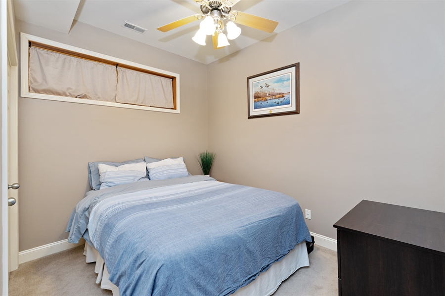 Real Estate Photography - 821 W Aldine, 1, Chicago, IL, 60657 - 3rd Bedroom