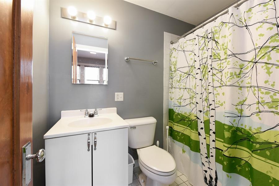 Real Estate Photography - 3045 W Sunnyside, 2W, Chicago, IL, 60625 - Master Bathroom