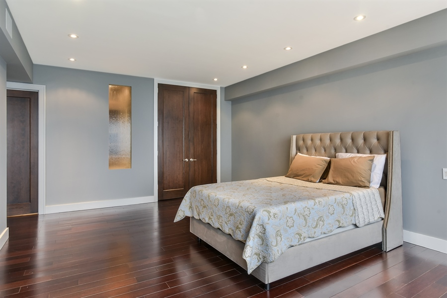 Real Estate Photography - 175 E Delaware, 7508, Chicago, IL, 60611 - 2nd Bedroom