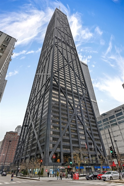 Real Estate Photography - 175 E Delaware, 7508, Chicago, IL, 60611 - Front View