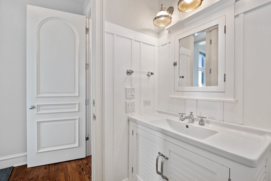 Real Estate Photography - 1953 N. Dayton, Chicago, IL, 60614 - 3rd Bathroom