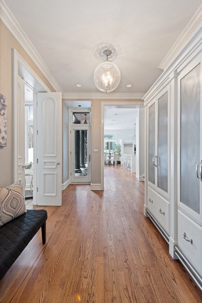Real Estate Photography - 1953 N. Dayton, Chicago, IL, 60614 - Mud Room