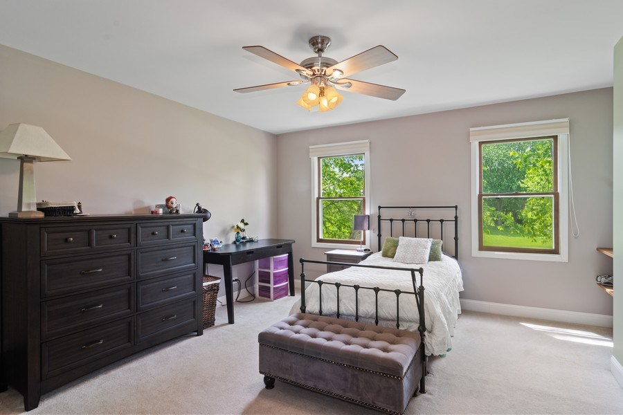 Real Estate Photography - 20905 Pheasant Trail, Barrington, IL, 60010 - 3rd Bedroom