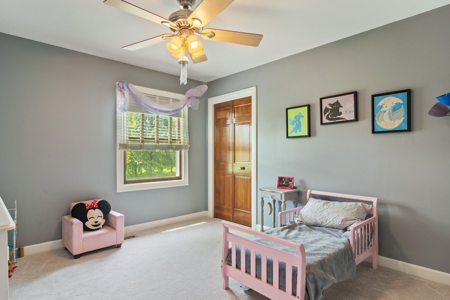 Real Estate Photography - 20905 Pheasant Trail, Barrington, IL, 60010 - 4th Bedroom
