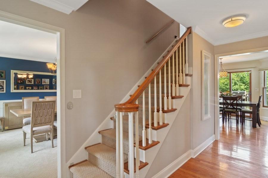 Real Estate Photography - 20905 Pheasant Trail, Barrington, IL, 60010 - Foyer