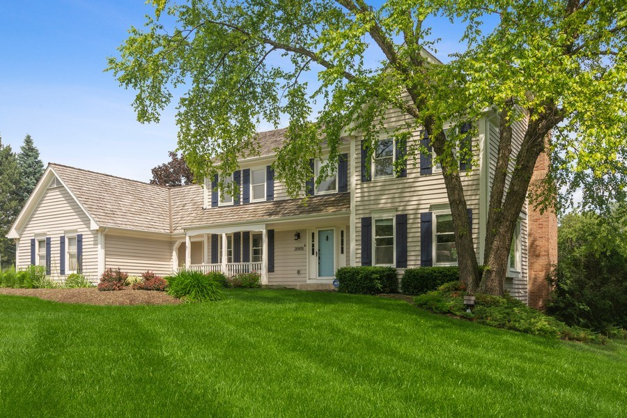 Real Estate Photography - 20905 Pheasant Trail, Barrington, IL, 60010 - Front View