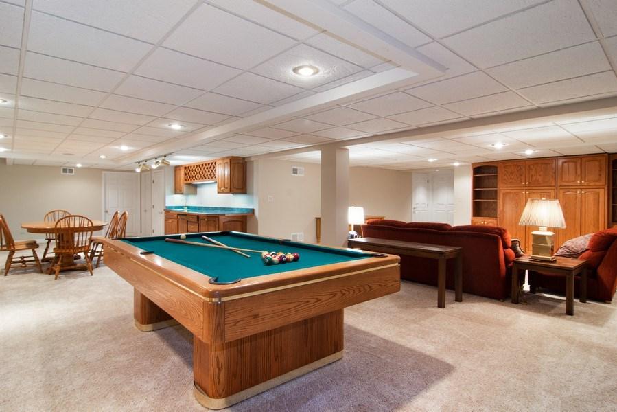 Real Estate Photography - 120 Haverton Way, Barrington, IL, 60010 - Lower Level