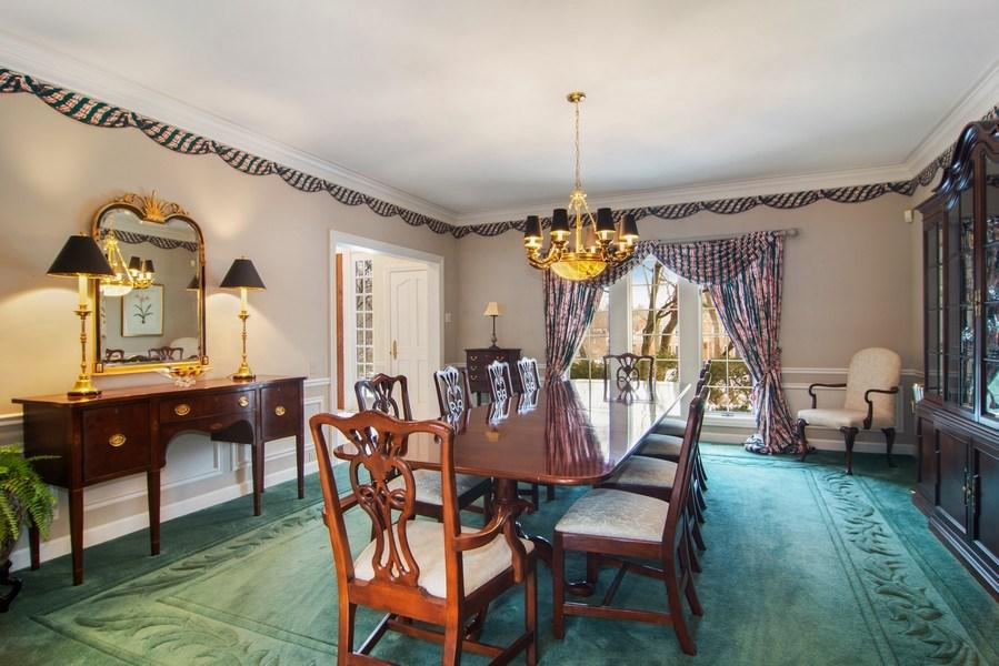 Real Estate Photography - 120 Haverton Way, Barrington, IL, 60010 - Dining Room