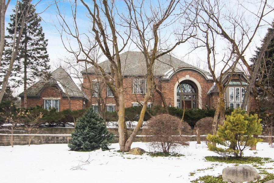 Real Estate Photography - 120 Haverton Way, Barrington, IL, 60010 - Front View