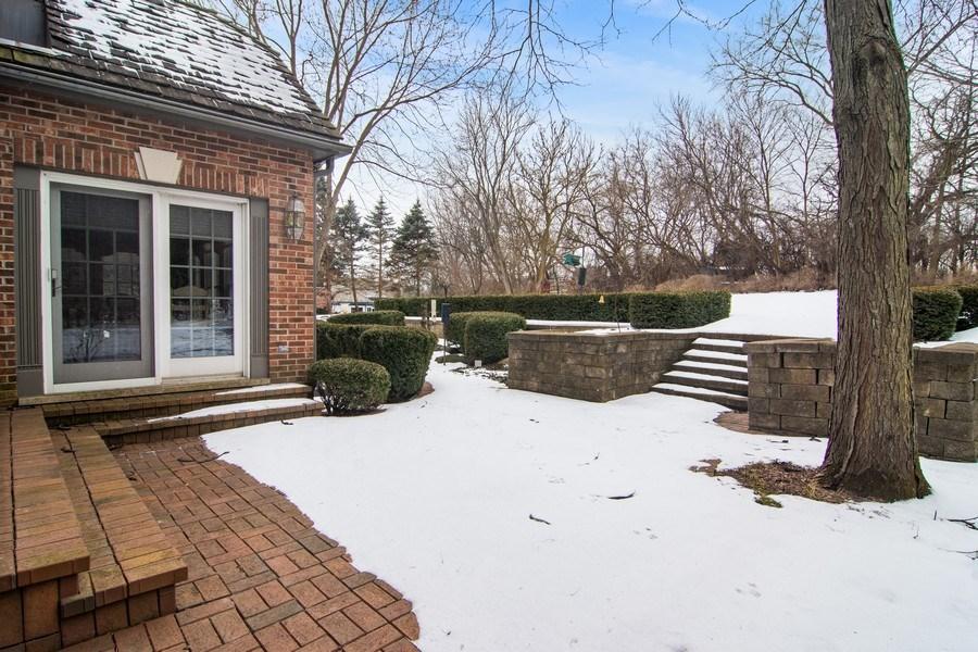 Real Estate Photography - 120 Haverton Way, Barrington, IL, 60010 - Patio