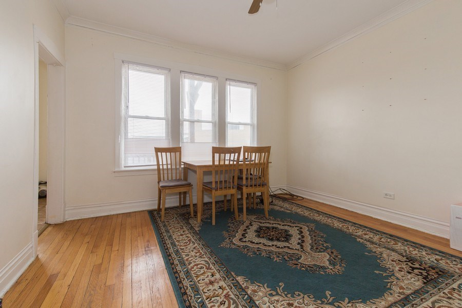 Real Estate Photography - 4138 N Milwaukee Ave, Chicago, IL, 60641 - 1st Floor