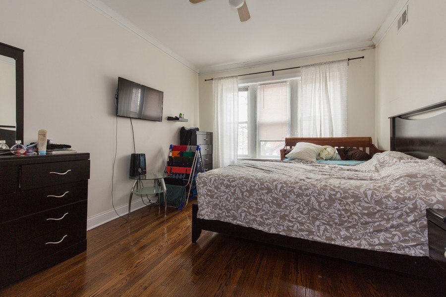 Real Estate Photography - 4138 N Milwaukee Ave, Chicago, IL, 60641 - 2nd Floor