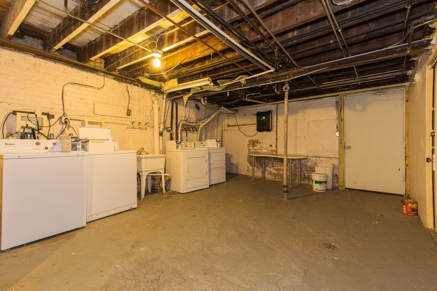 Real Estate Photography - 4138 N Milwaukee Ave, Chicago, IL, 60641 - Basement