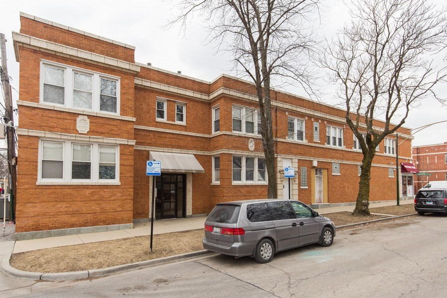 Real Estate Photography - 4138 N Milwaukee Ave, Chicago, IL, 60641 - Side View