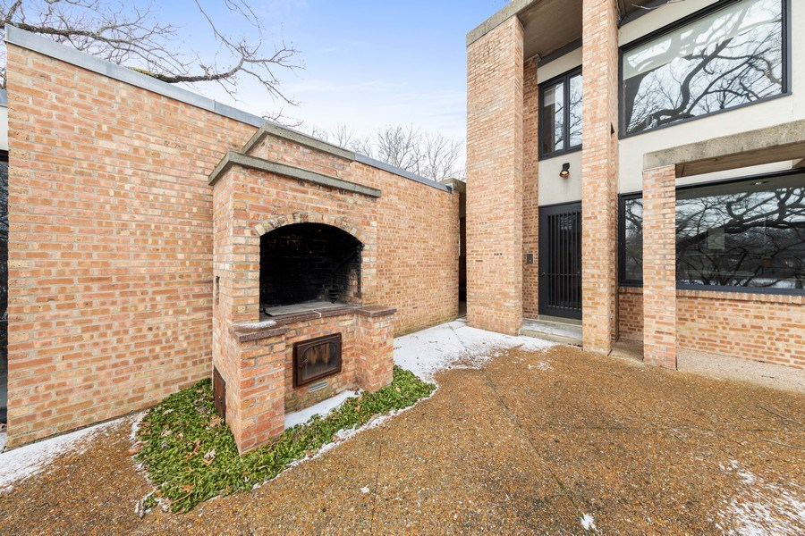 Real Estate Photography - 24 Brinker Rd, Barrington Hills, IL, 60010 - Barbeque / Picnic Area
