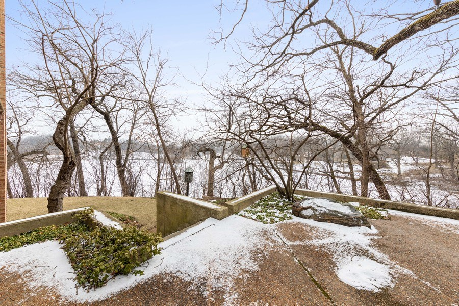 Real Estate Photography - 24 Brinker Rd, Barrington Hills, IL, 60010 - Lake View
