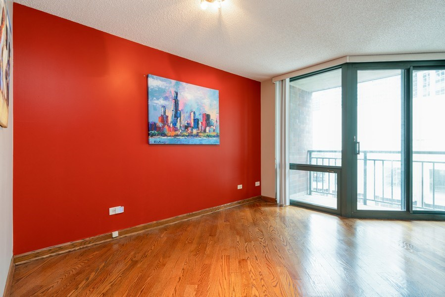 Real Estate Photography - 480 N McClurg Ct, Unit 716, Chicago, IL, 60611 - Dining Room