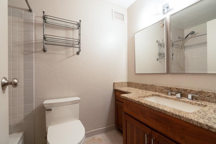 Real Estate Photography - 480 N McClurg Ct, Unit 716, Chicago, IL, 60611 - Bathroom