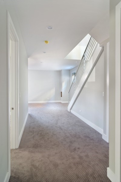 Real Estate Photography - 4249 N. Ridgeway Ave., Chicago, IL, 60618 - Lower Level