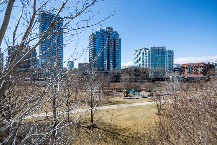Real Estate Photography - 1515 S Prairie Ave #403, Chicago, IL, 60605 - Park View