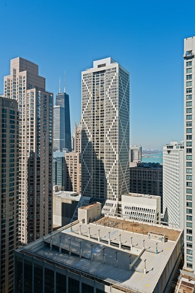 Real Estate Photography - 530 N Lake Shore Dr, Unit 2902, Chicago, IL, 60611 - View