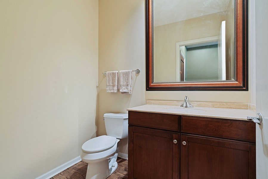 Real Estate Photography - 530 N Lake Shore Dr, Unit 2902, Chicago, IL, 60611 - Bathroom