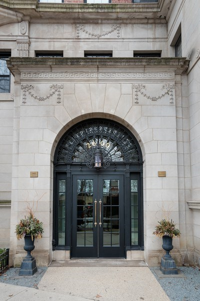 Real Estate Photography - 2600 North Lakeview Avenue, #4E, Chicago, IL, 60614 - THE ONE AND ONLY MARLBOROUGH