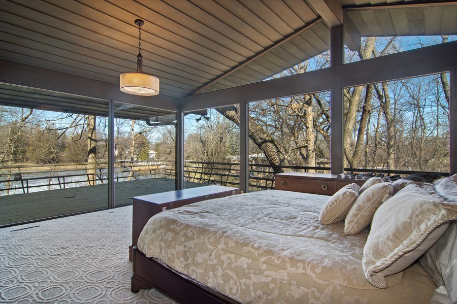Real Estate Photography - 65 Timberlake Parkway, Barrington, IL, 60010 - Master Bedroom