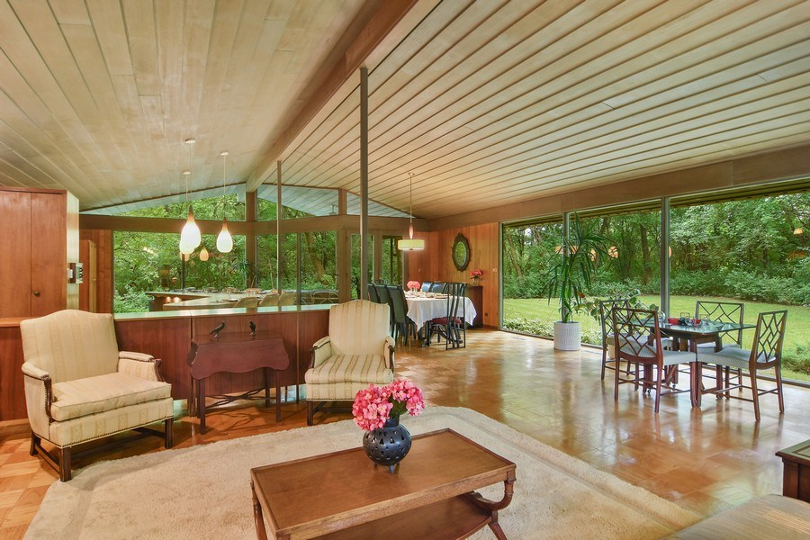 Real Estate Photography - 65 Timberlake Parkway, Barrington, IL, 60010 - Living Room