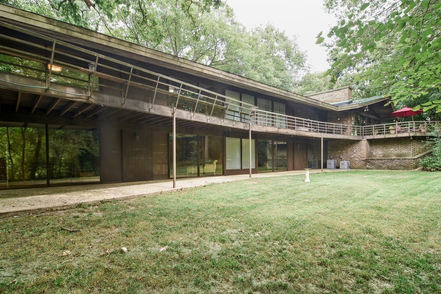 Real Estate Photography - 65 Timberlake Parkway, Barrington, IL, 60010 - Rear View