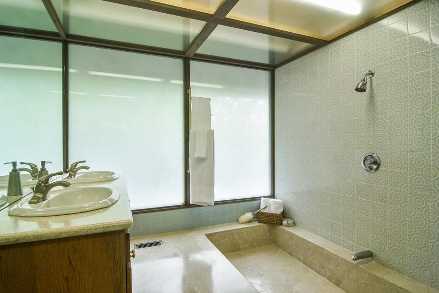 Real Estate Photography - 65 Timberlake Parkway, Barrington, IL, 60010 - Bathroom