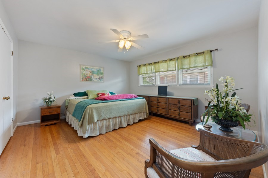 Real Estate Photography - 7252 N Overhill, Chicago, IL, 60631 - Master Bedroom