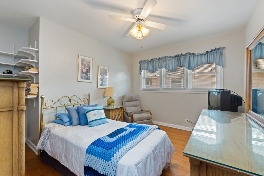 Real Estate Photography - 7252 N Overhill, Chicago, IL, 60631 - 2nd Bedroom