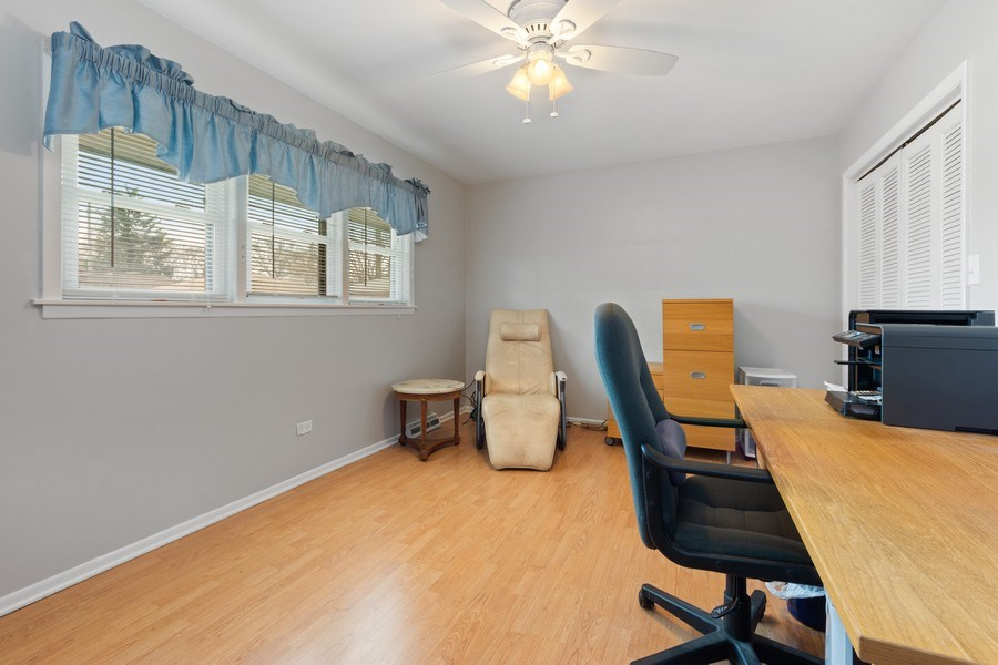 Real Estate Photography - 7252 N Overhill, Chicago, IL, 60631 - 3rd Bedroom