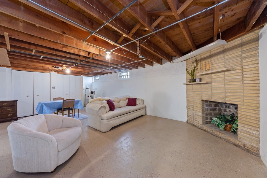 Real Estate Photography - 7252 N Overhill, Chicago, IL, 60631 - Basement