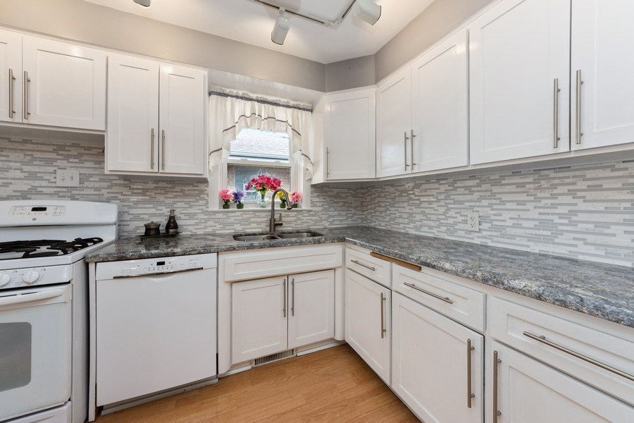 Real Estate Photography - 7252 N Overhill, Chicago, IL, 60631 - Kitchen