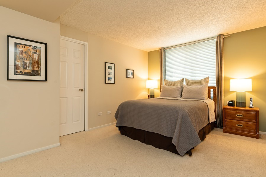 Real Estate Photography - 480 N McClurg Ct, Unit 920, Chicago, IL, 60611 - Master Bedroom