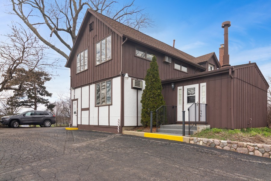 Real Estate Photography - 509 West Main Street, Barrington, IL, 60010 - Rear View