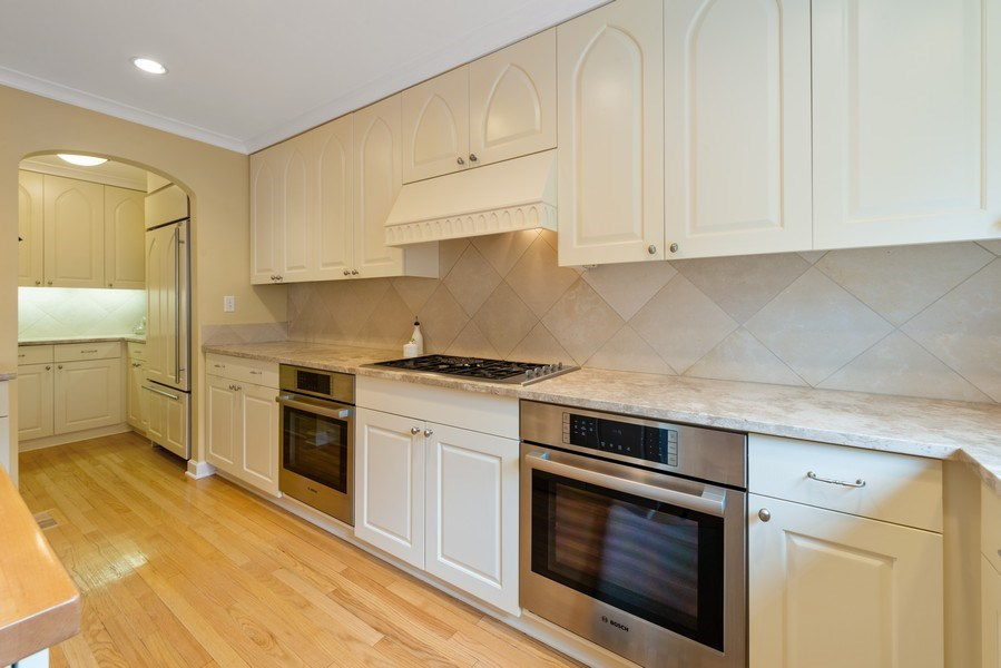 Real Estate Photography - 1839A N. Hudson, Chicago, IL, 60614 - Kitchen/Pantry