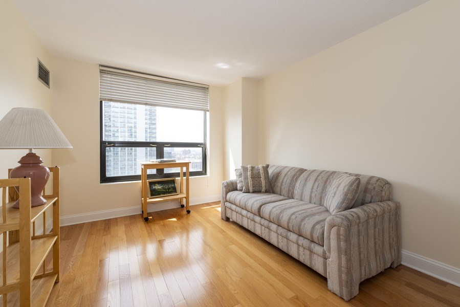 Real Estate Photography - 1250 N Dearborn #16E, Chicago, IL, 60610 - 2nd Bedroom