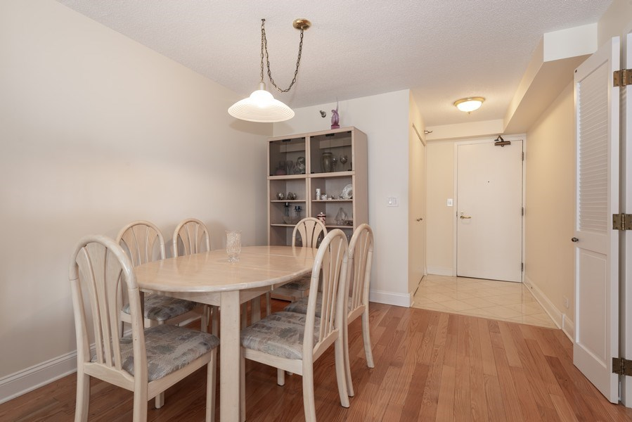 Real Estate Photography - 1250 N Dearborn #16E, Chicago, IL, 60610 - Dining Room