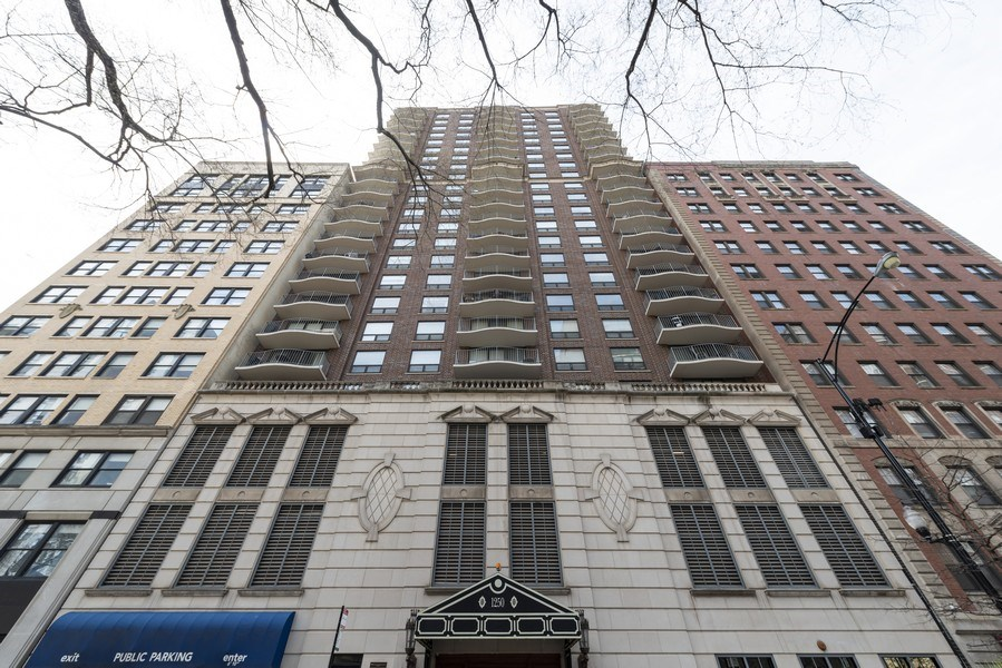 Real Estate Photography - 1250 N Dearborn #16E, Chicago, IL, 60610 - Front View