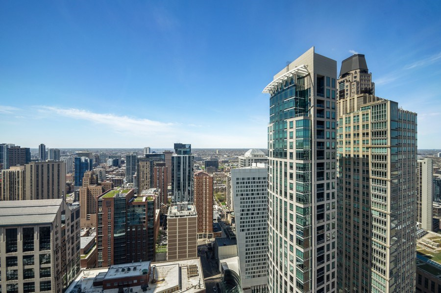Real Estate Photography - 111 E Chestnut, Unit 44B, Chicago, IL, 60611 - View