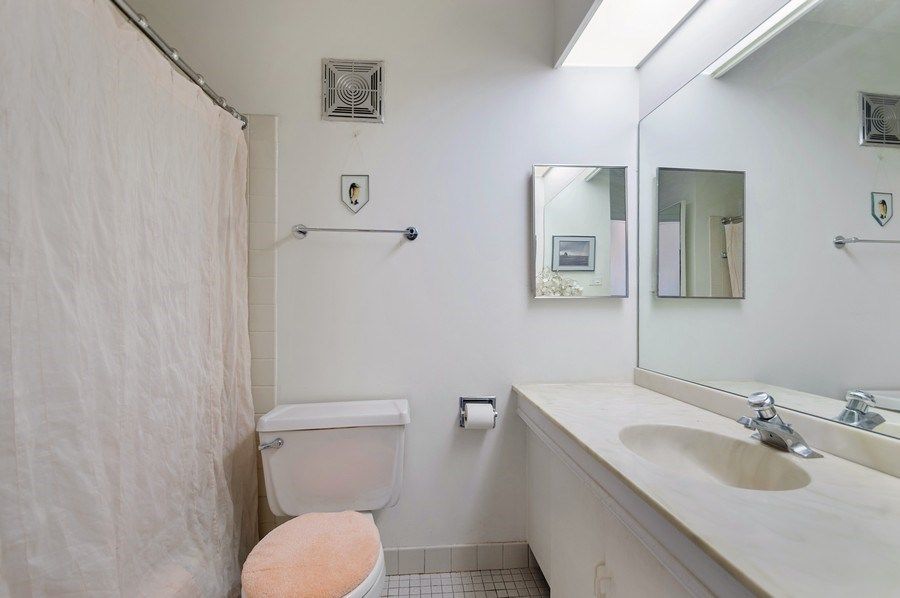 Real Estate Photography - 111 E Chestnut, Unit 44B, Chicago, IL, 60611 - Bathroom