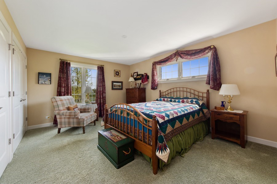 Real Estate Photography - 22393 North Prairie Lane, Kildeer, IL, 60047 - 3rd Bedroom