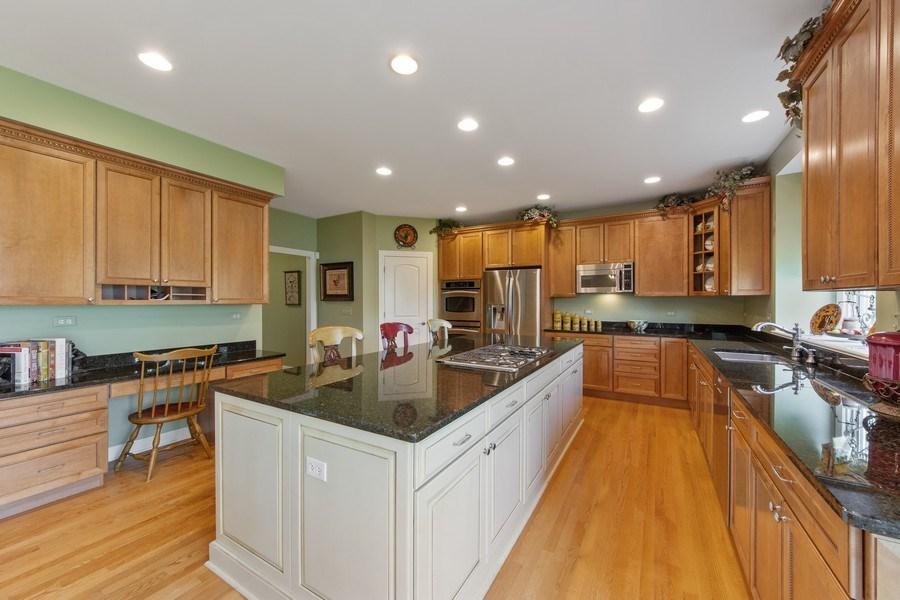Real Estate Photography - 22393 North Prairie Lane, Kildeer, IL, 60047 - Kitchen