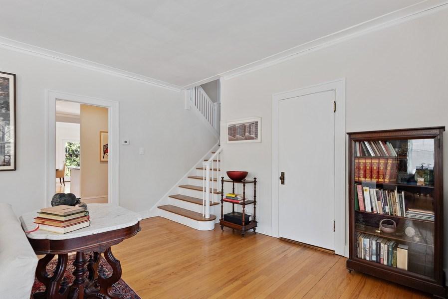 Real Estate Photography - 2246 Ridge, Evanston, IL, 60201 - Living Room