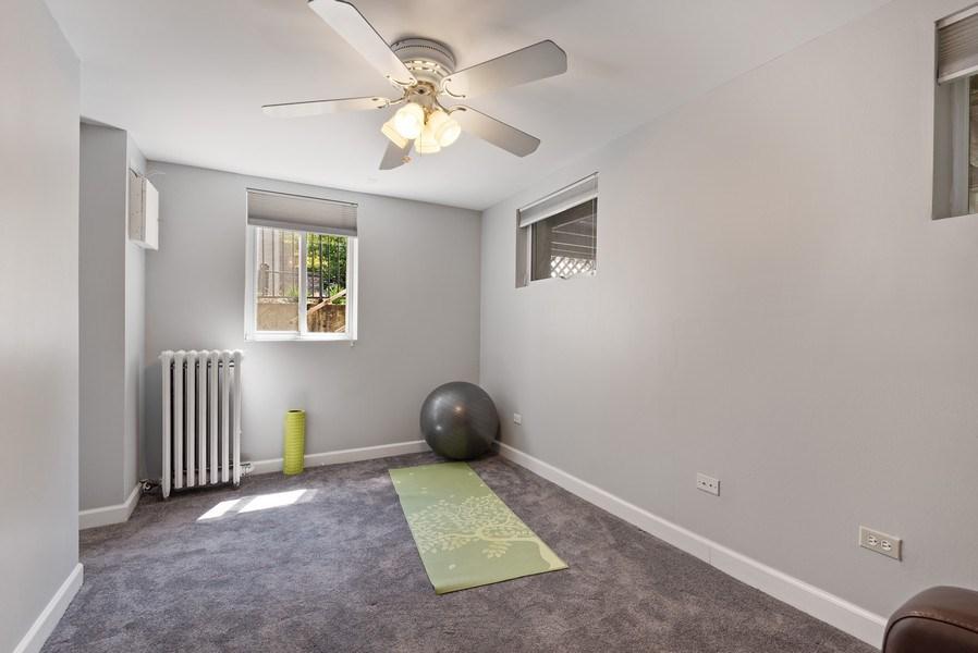 Real Estate Photography - 2246 Ridge, Evanston, IL, 60201 - 4th Bedroom