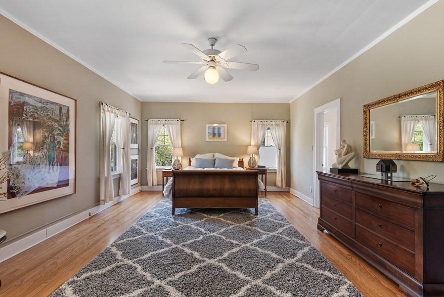 Real Estate Photography - 2246 Ridge, Evanston, IL, 60201 - Master Bedroom