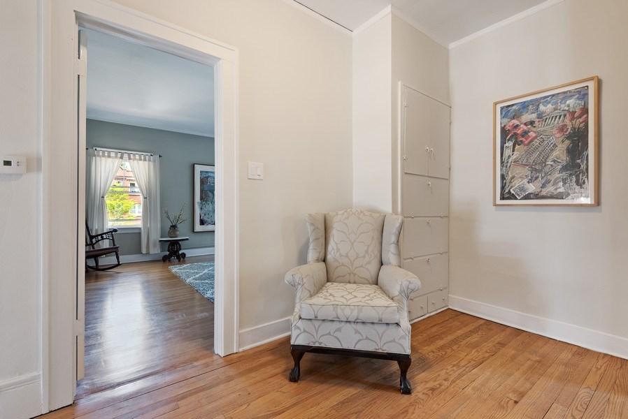 Real Estate Photography - 2246 Ridge, Evanston, IL, 60201 - Hallway